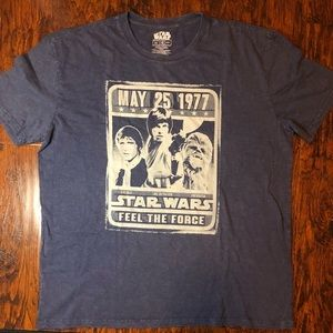 Star Wars Feel The Force T-Shirt